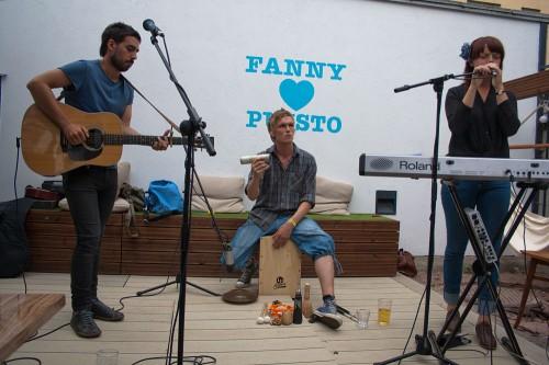 Eva & Manu @ Fanny (Helsinki, 2011)