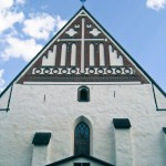 I made a quick visit to Porvoo one weekend. Saw the old church.